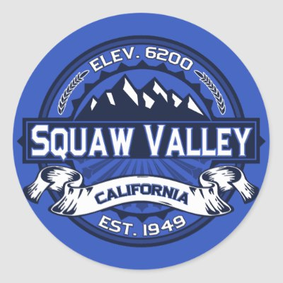Squaw Valley Ski Resort logo